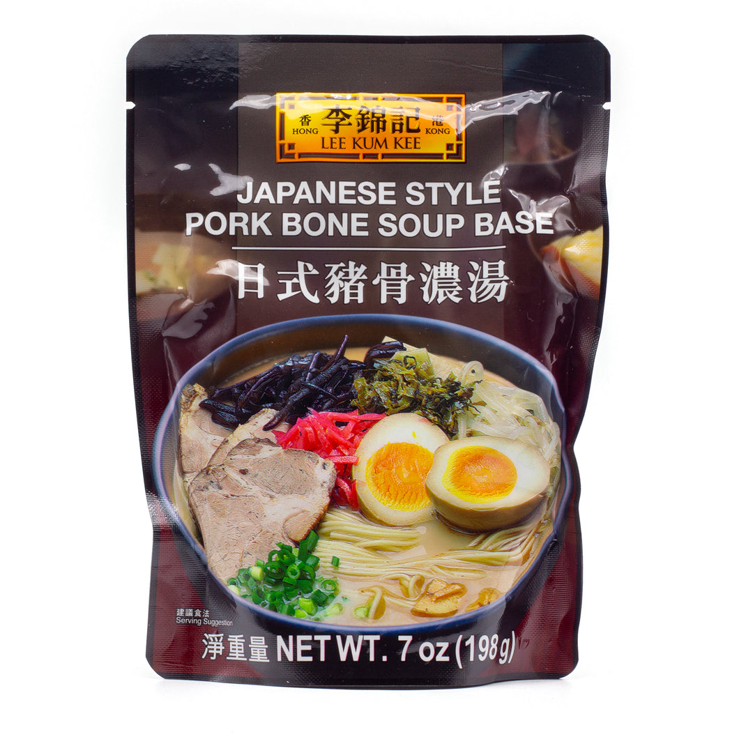 Lee Kum Kee Japanese Pork Bone Soup Base (7 OZ)