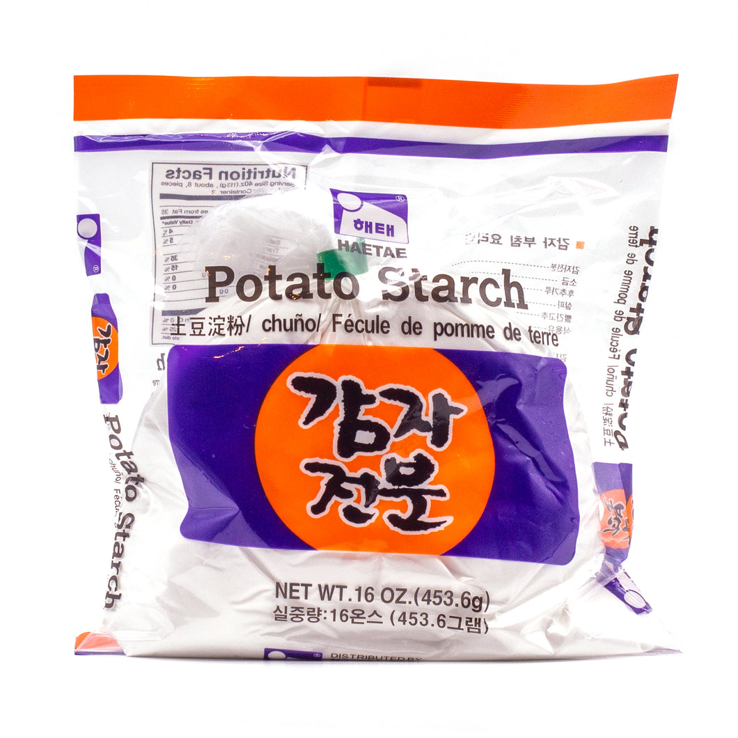 HAETAE Potato Starch 土豆淀粉(16 OZ)