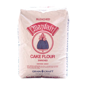 Mayfair Cake Flour 美人面粉(低筋) (50 LBS)
