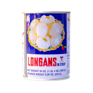 Longans in Syrup 龙眼 (1 LB 4 OZ)