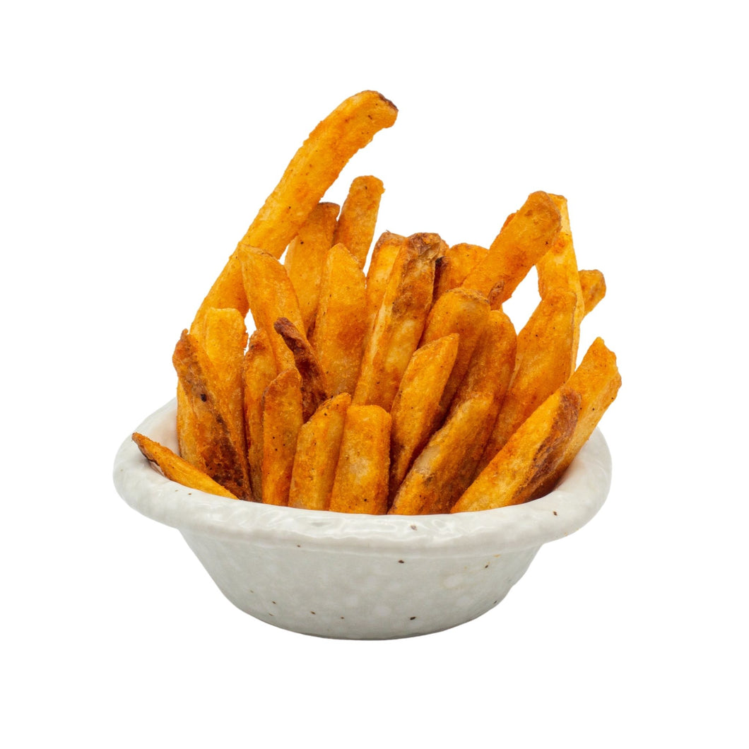 Seasoned French Fries 有味薯条 (5 LB/磅)