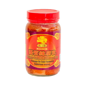Spicy Superior Fermented Beancurd 辣付乳