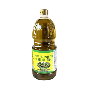 Vine Pepper Oil 藤椒油 (60.9 FL OZ)