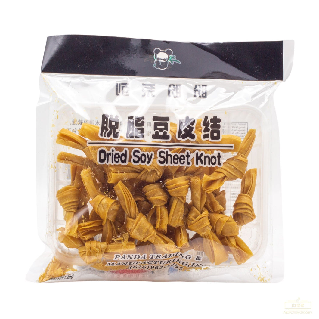Dried Soy Sheet Knots 脱脂豆皮结(150g)