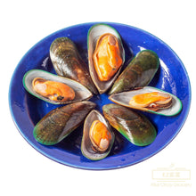 Load image into Gallery viewer, New Zealand Half-Shell Mussels 半壳青口 (2 LBS)