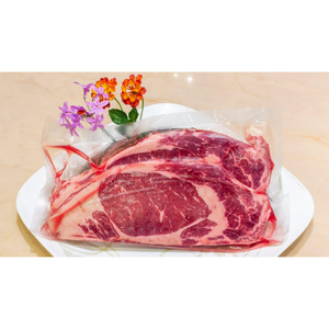 Beef Ribeye Steak 12up 特级牛扒 (1 LB)
