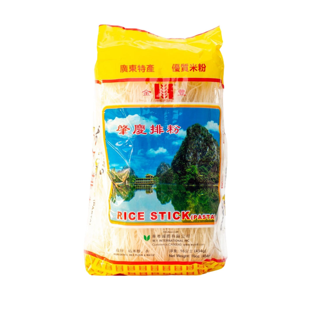 Chao Ching Rice Stick 帆船牌米粉 (16 OZ)