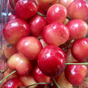 Washington Rainier Cherries 华盛顿樱桃 (1 LB/磅)