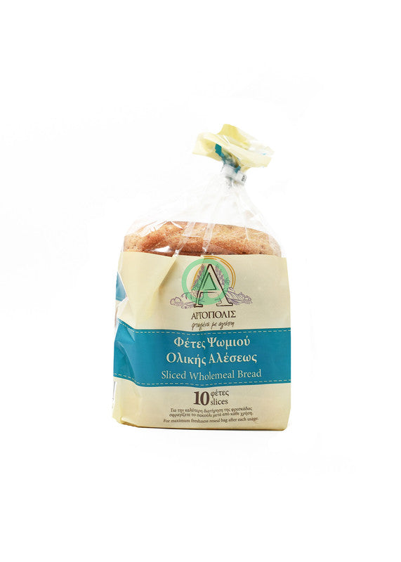 Artopolis Wholemeal Bread 400g