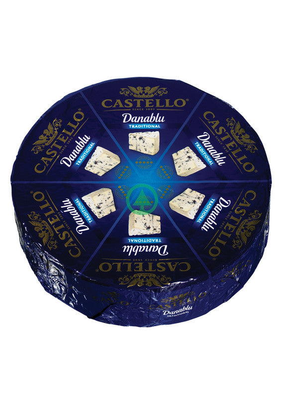 Castello Danablu Blue Cheese ~200G -  (€13.95/Kg)