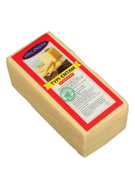 Finlandia Edam Cheese 27% ~250G - 10 Slices (€4.65/Kg)