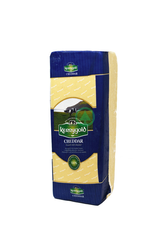 Kerrygold White Cheddar ~250g -8 slices     (€13.95/Kg)
