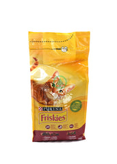 Friskies Cat Beef&Chicken&Vegetables 2Kg