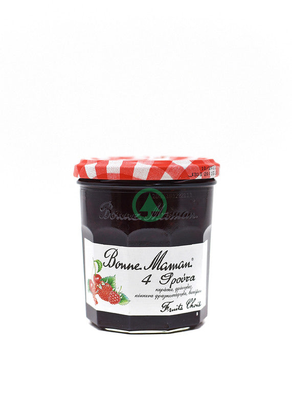 Bonne Maman 4 Fruits Jam 370g