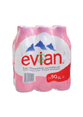 Evian Mineral Water 50cl Pet