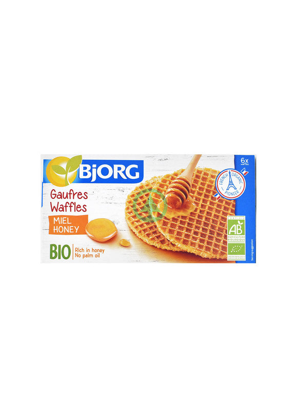Bjorg Honey Wafles 175g