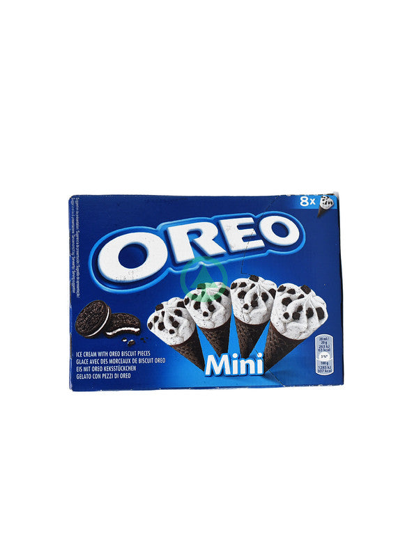 Oreo Mini Cones Ice Cream 160G