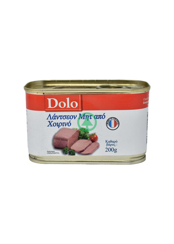 Dolo Pork Luncheon Meat 200g