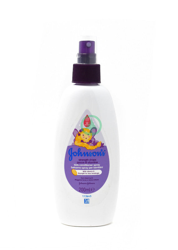 Johnson's Kids Cond Spray Strenth 200ml