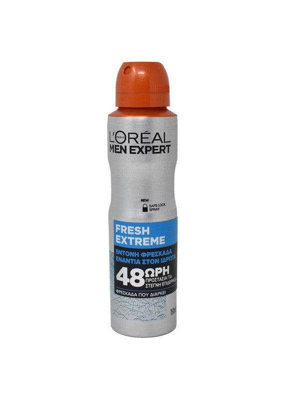 Men Expert  Fresh Extra Spray 150ml