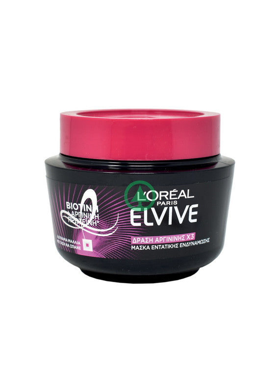 Elvive Arginine Action Mask 300M