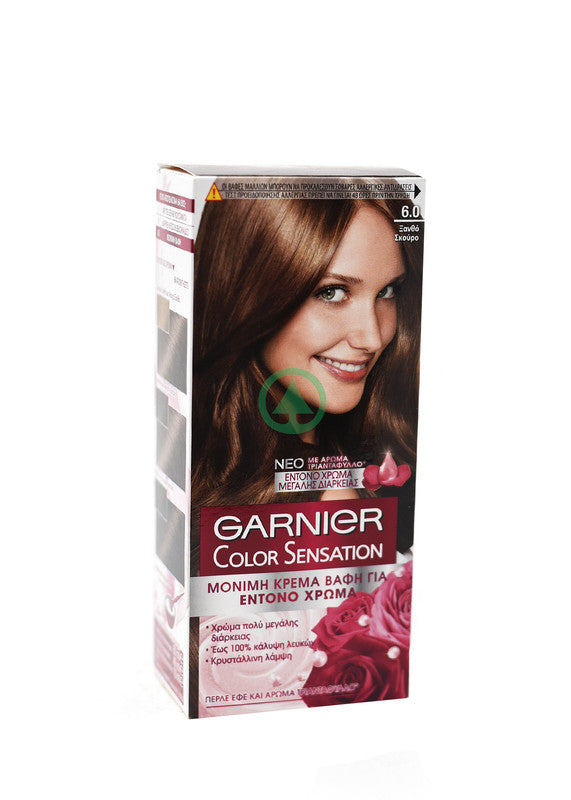 Garnier Color Sens 6.0