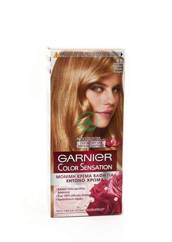 Garnier Color Sens 8.0