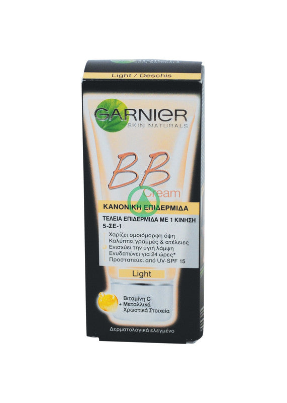 Garnier Skin BB Cream Mirac Skin Perf Light 50ml
