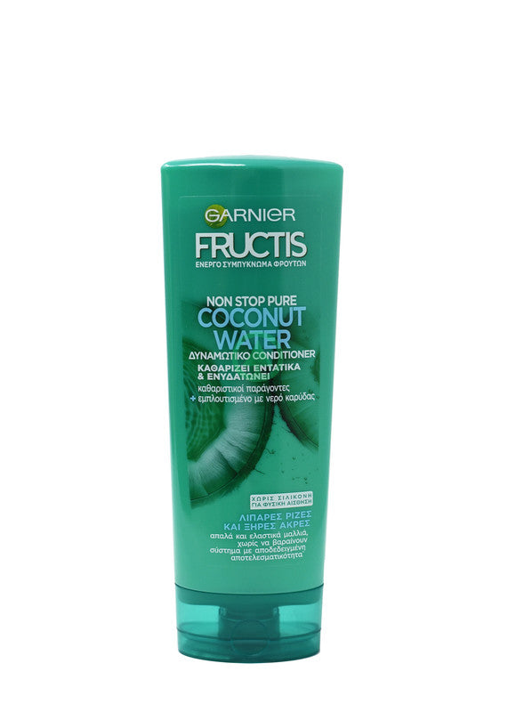 Fructis Shp Coconu Water 250ml
