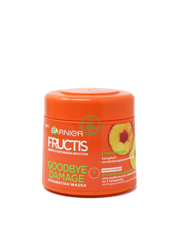 Fructis Goodbye Dam Mask 300ml