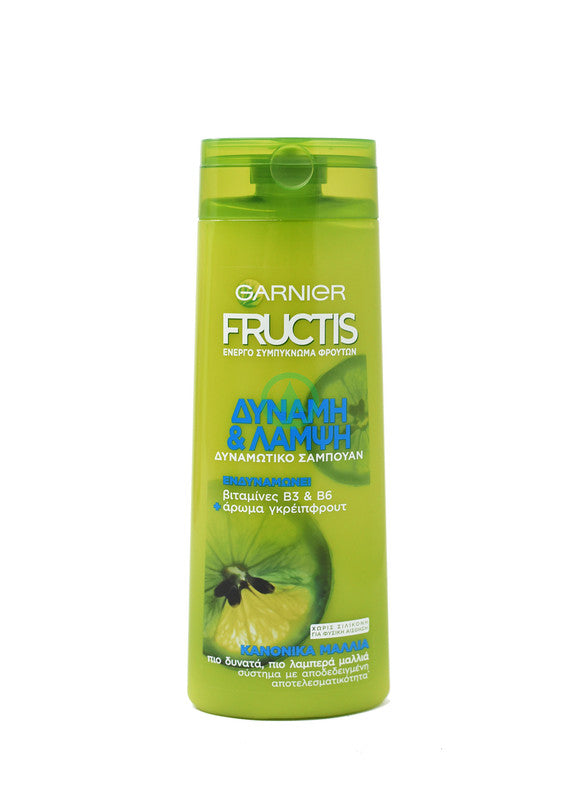 Fructis Shp Normal 400ml