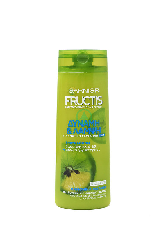 Fructis Shp Normal 2In1 400ml