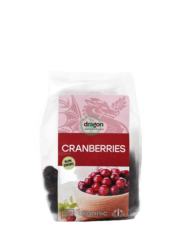 Dragon Org Cranberries 100g
