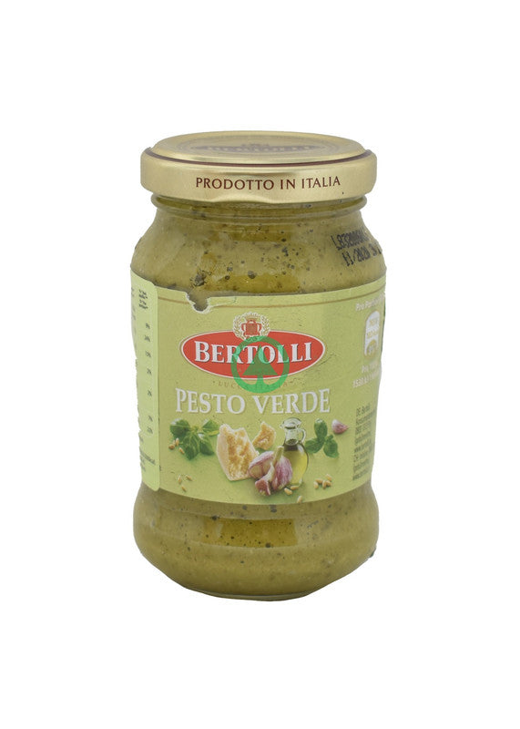 Bertolli Green Pesto 185G