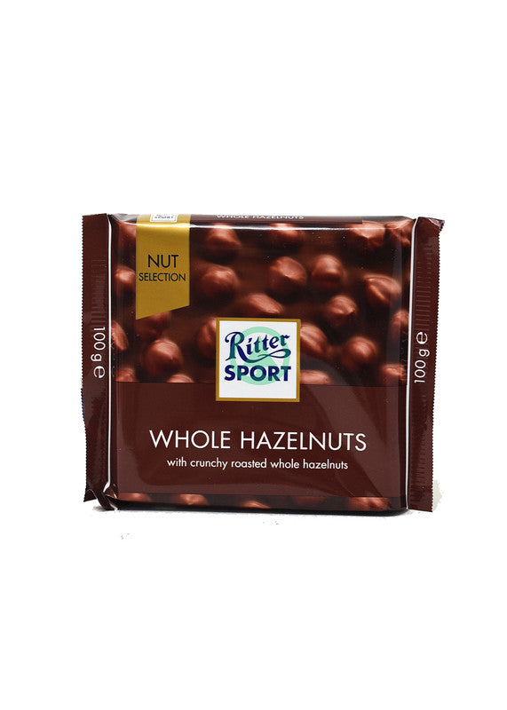 Rit Choco Whole Nuts 100g