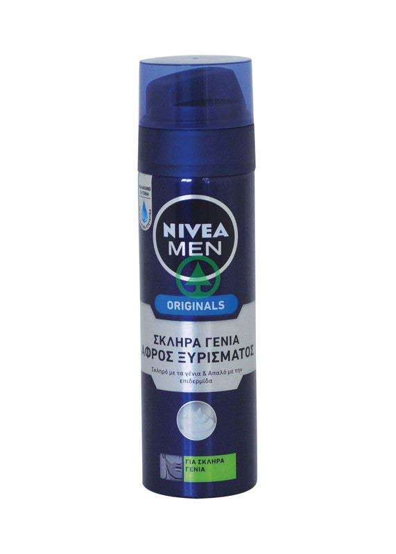 Nivea Shaving Foam 200ml