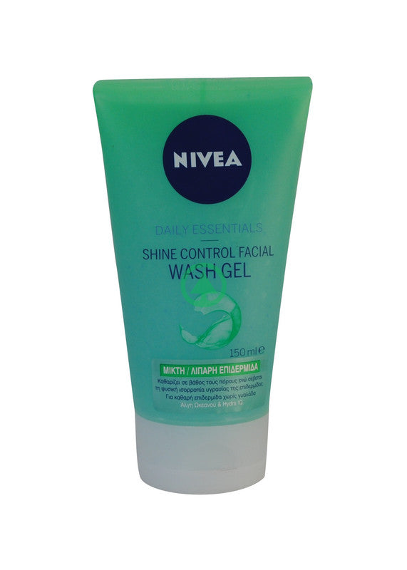 Nivea Washing Gel M/O 150ml