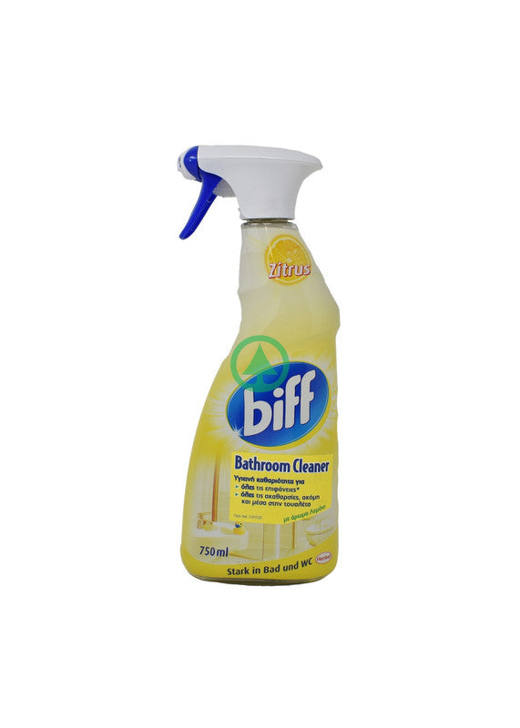 Biff Bathroom Clean All Purpose 750ml