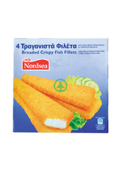 Nordse Breaded Fillets 300g