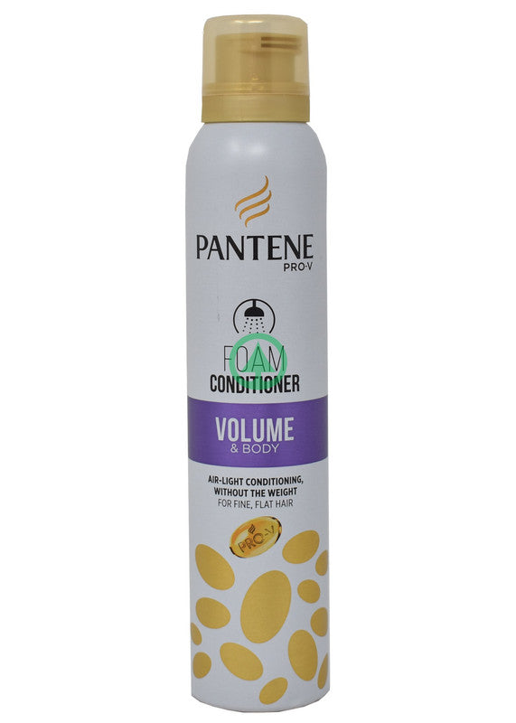 Pantene Foam Conditioner Volume 180ml