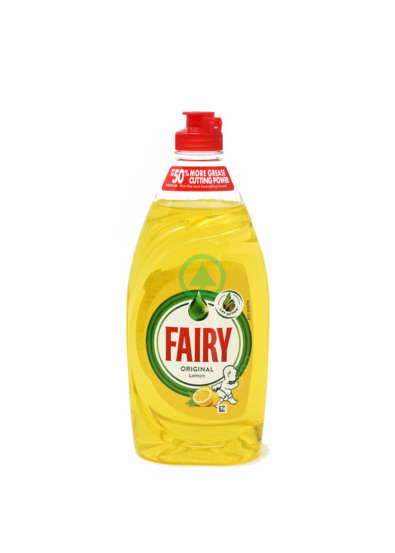Fairy Dish Washing Liquid Lemon 500ml