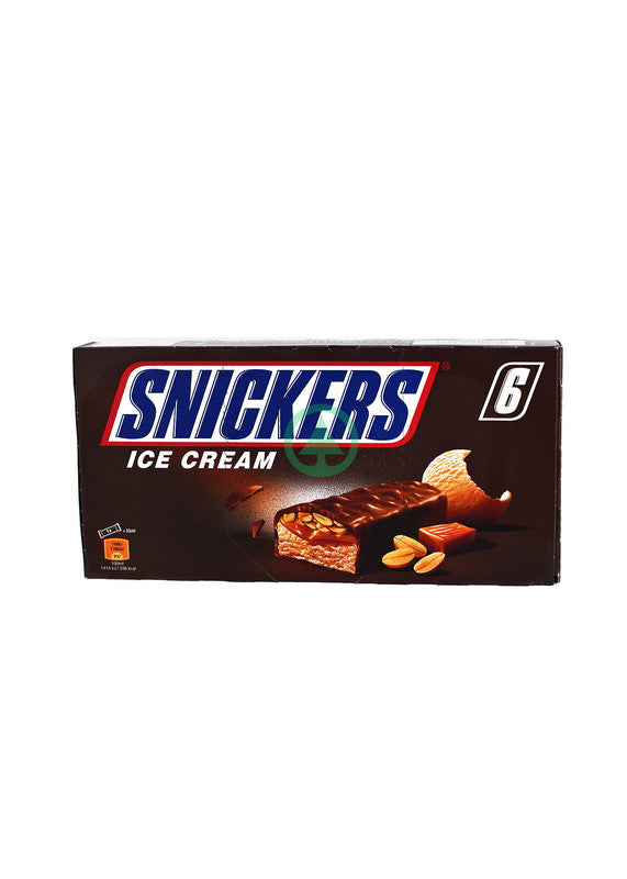 Snickers Ice Cream 6 X53ml