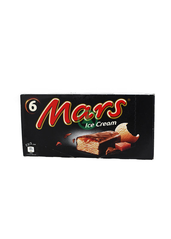Mars 6Packx 51ml