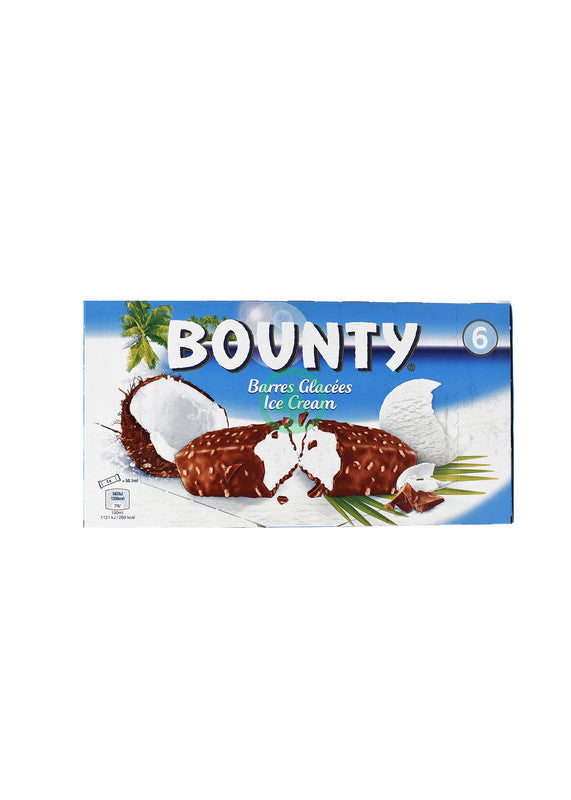 Bounty Ice Cream 6Pack 234G