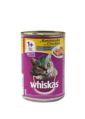 Whiskas Wet Chicken Loaf 400g