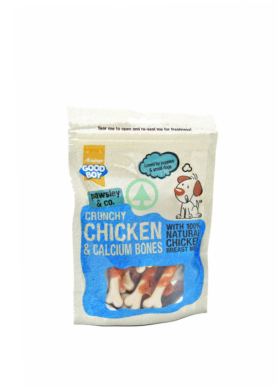 Armitage Gb Chick Bone 100g