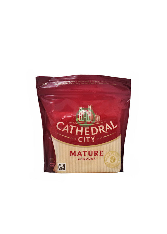 Cathedral Mature Cheddar 200g