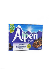 Alpen Light Bars Double Choco 5S 95g