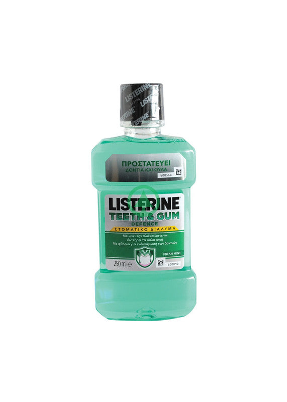 Listerine Teeth &Gum 250ml