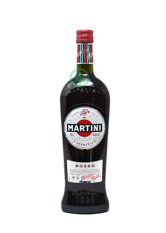 Martini Rosso Red Sweet 1L